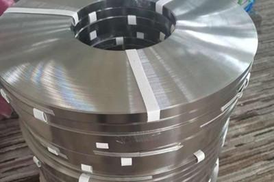 精密不锈钢带物理性能受到温度影响