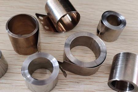 影响301不锈钢带表面钝化膜遭受破坏的因素