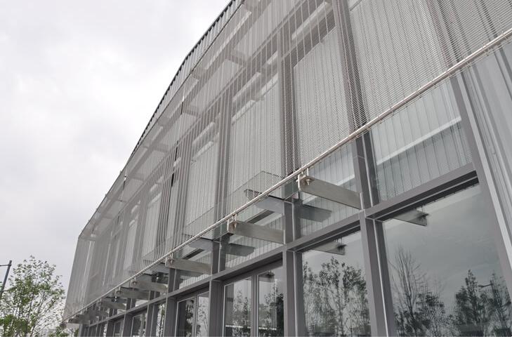 304不锈钢在装饰行业的应用