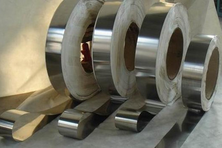 316L不锈钢带表面出现波纹的原因