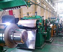 不锈钢带生产设备(分条机)