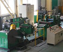 不锈钢带生产设备(横剪机)